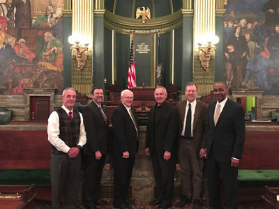 Center for Rural Pennsylvania Board Members